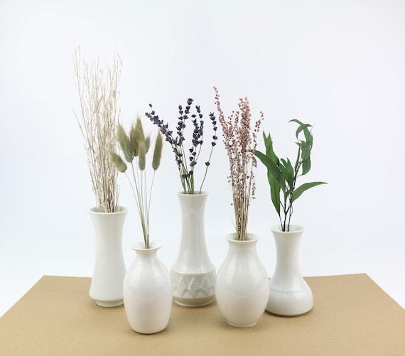 Mix Box Dry Flowers in Mini Waist gift Flowers Dried dried flowers Eucalyptus niccoli Briza Lagurus Sarash Bouquet DIY Kit
