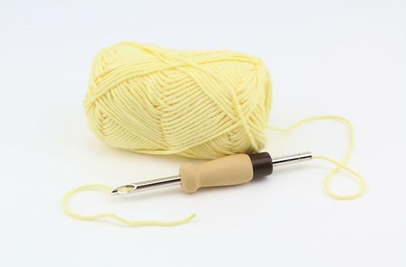 Punchneedle LAVOR punch needle punch ingeled needle large needle 6 - 8 mm embroidery rug hooking DIY trend embroidery embroidery embroidery