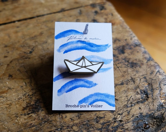 "Badges ""Sailboat"""