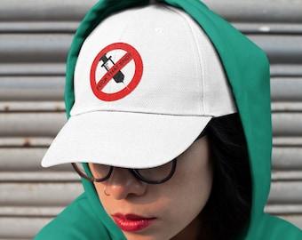 Anti-Vaccine, Anti-Vaxxer Hat