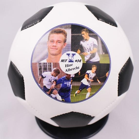 Trainer Geschenk Fussball Trainer Fussball Foto Ball Fussball Ornament Coach Geschenke Lehrer Wertschatzung Wertschatzung Geschenk Mvp Awards