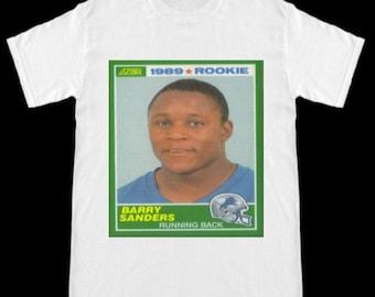 Barry Sanders Detroit Lions Tecmo Bowl TEXT sweatshirt Hoodie