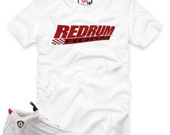 38dbb871f9b Rip Hamilton 14 Redrum RDRM T-Shirt