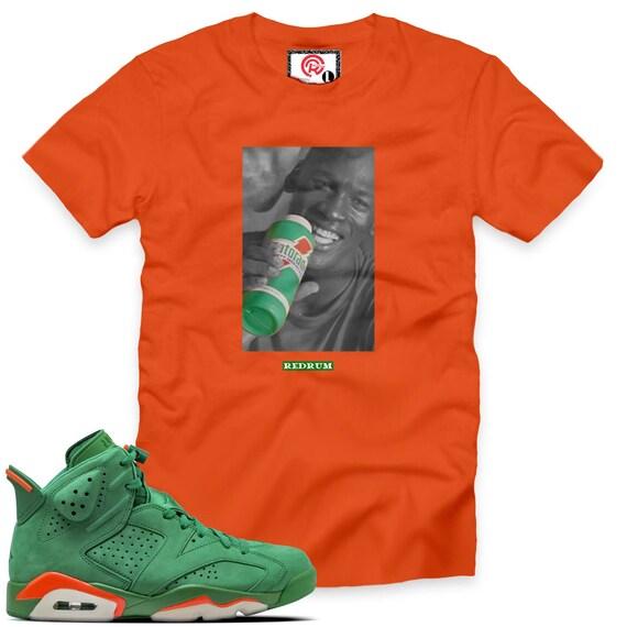 af34415b0e2d Gatorade 6 MJ T-Shirt