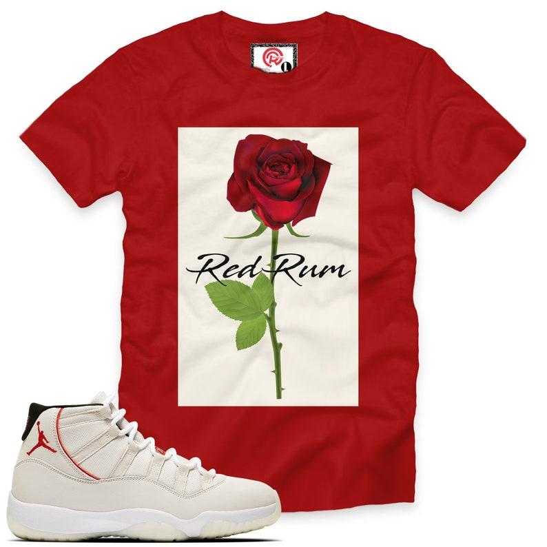 da71047189f072 Platinum Tint 11 Redrum Rose T-Shirt
