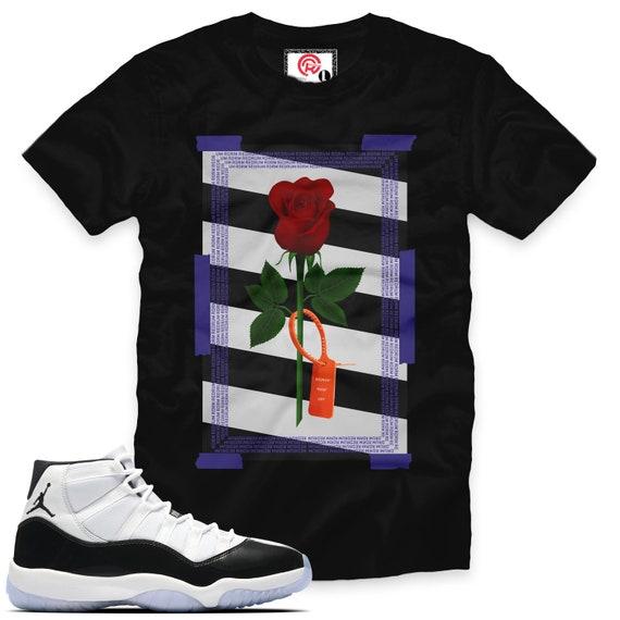 2a89231d19fd4d Concord 11 Redrum Rose T-Shirt