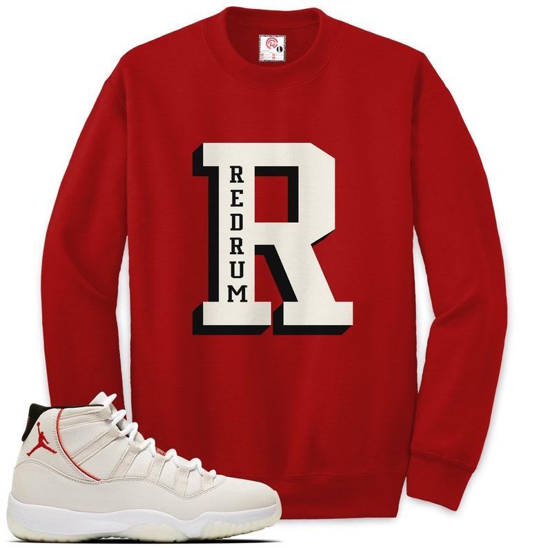 c3d2625bdc24 Platinum Tint 11 R-Redrum Crewneck Sweatshirt