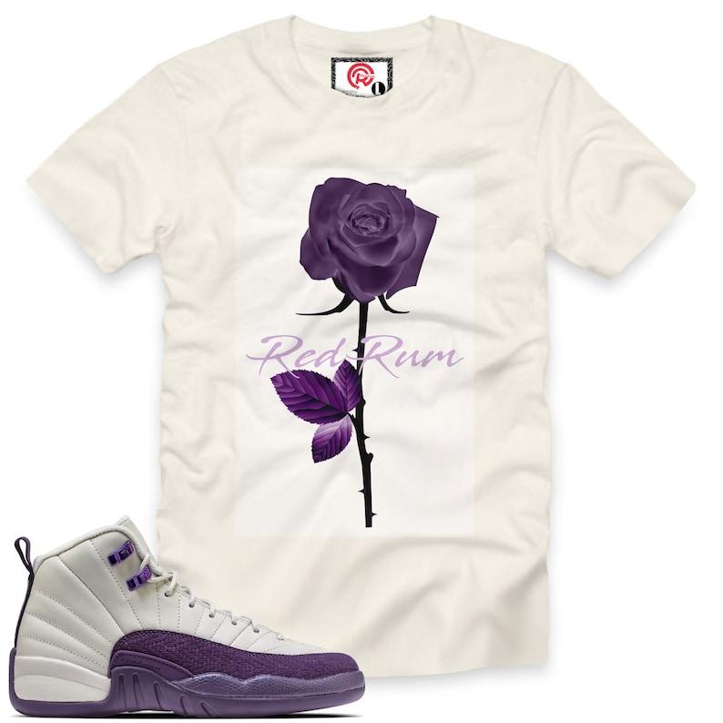 d17bfb89f1c9 Pro-Purple 12 Redrum Rose T-Shirt
