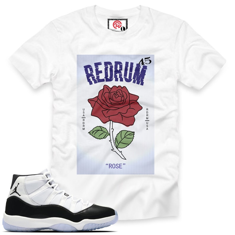 659ee967536036 Concord 11 Rose Pic T-Shirt