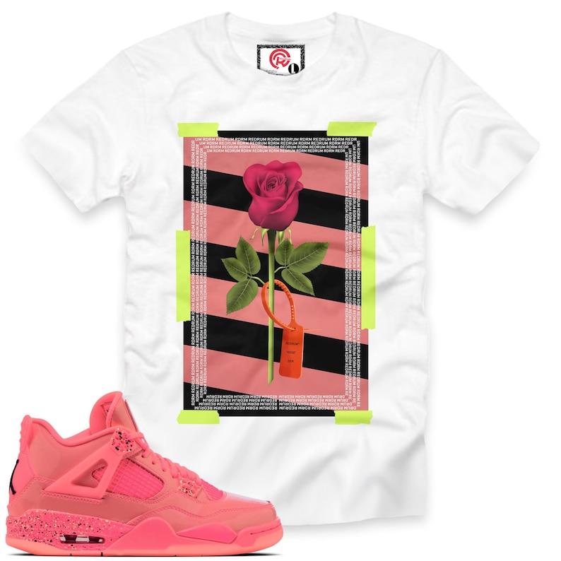 1cf7e79dbd8879 Hot Punch 4 Redrum Rose 2019 T-Shirt