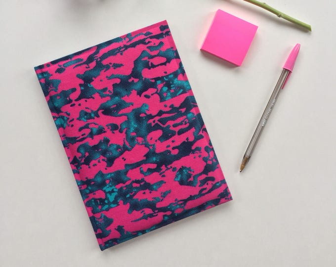 Pink Haze Notebook
