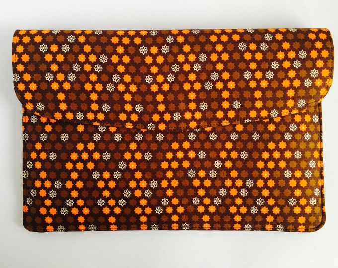 "15"" Ankara Dot Laptop Sleeve"