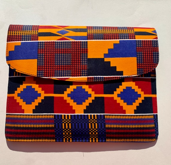 Kente // Kente Laptop Sleeve // African Print