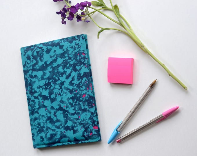 Blue Haze Notebook