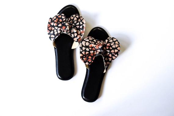 Melange Sandals