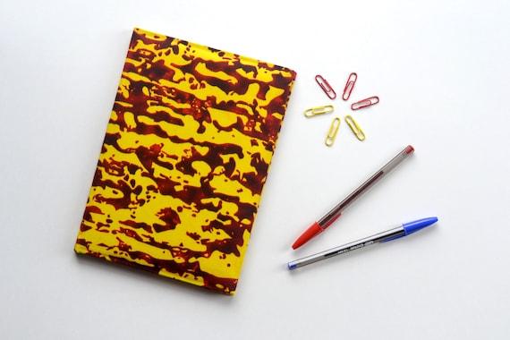 Yellow Haze Notebook