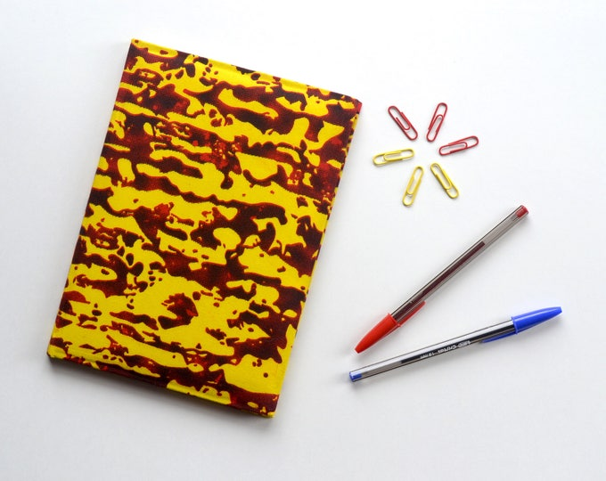Yellow Haze Notebook