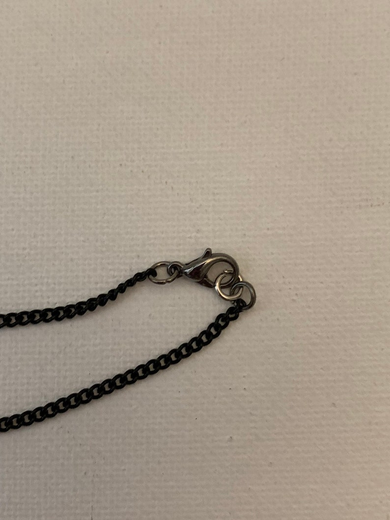 Lava Stone Necklace ~ Essential Oil Necklace ~ Rose Gold Beads
