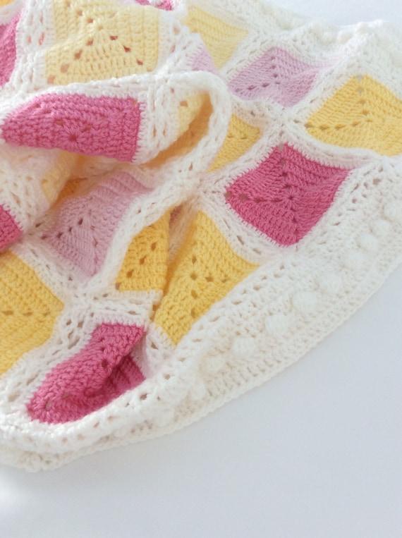 Oma Platz Baby Baby-Decke Kleinkind Decke Babydecken Baby | Etsy