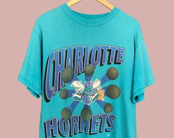 Charlotte Hornets Vintage T-Shirt