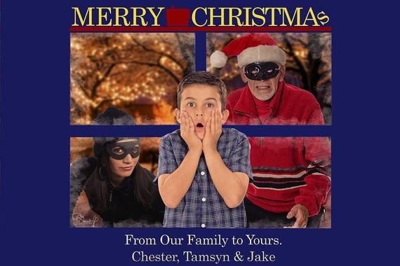 image 0 - Home Alone Christmas Movie