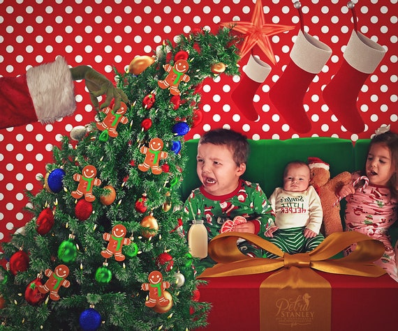Download Christmas Background Portrait