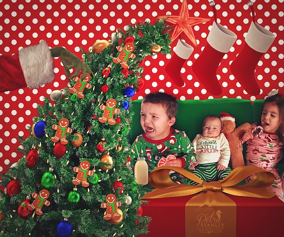 funny christmas digital photo background children portrait etsy funny christmas digital photo background children portrait backdrop for photographers funny christmas card christmas backdrop