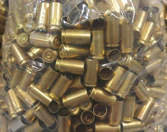 9mm BRASS 1000 PIECES
