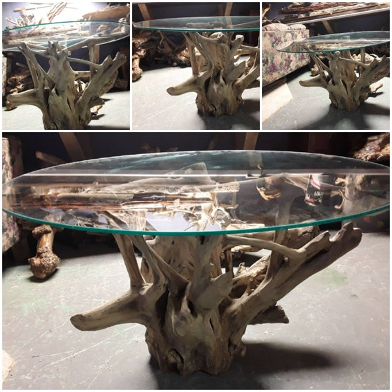Driftwood Coffee Table Tree Root