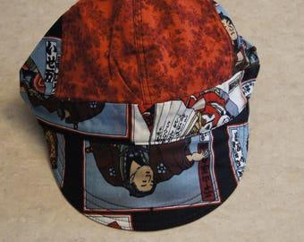 Cap welder, protective cap, worker CAP, hat worker, welder, welder's Cap Hat