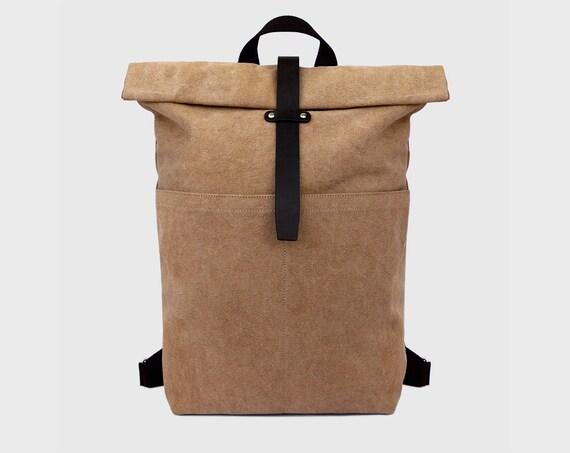 MINIMAL Waterproof Rolltop Backpack