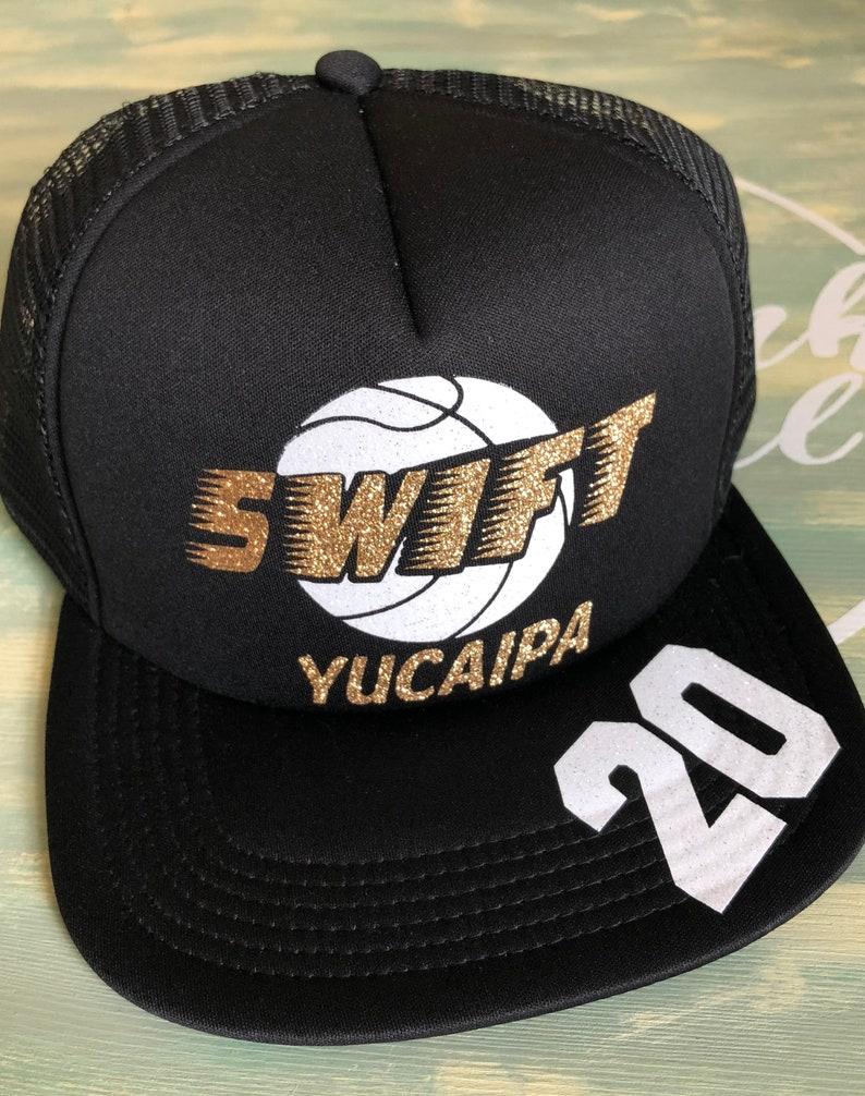 48003b888839c Custom Team flat bill hats personalized team hats trucker