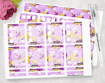 Planner Stickers Kit