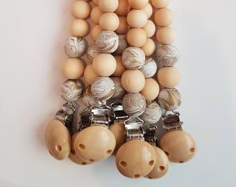 Marble Bead Dummy Chain