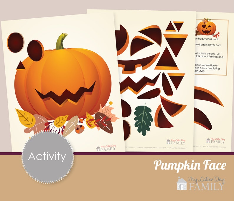 It's just an image of Printable Pumpkin Face for vampire