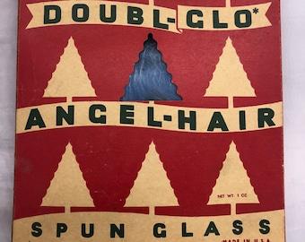Spun Glass Angel Hair Etsy