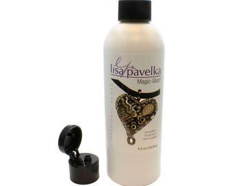 Lisa Pavelka Magic Glos UV Resin 6oz Bottle