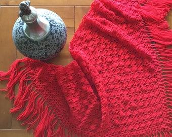 Handmade Wool Shawl