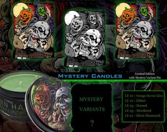 Halloween 3 Enamel Horror Pin