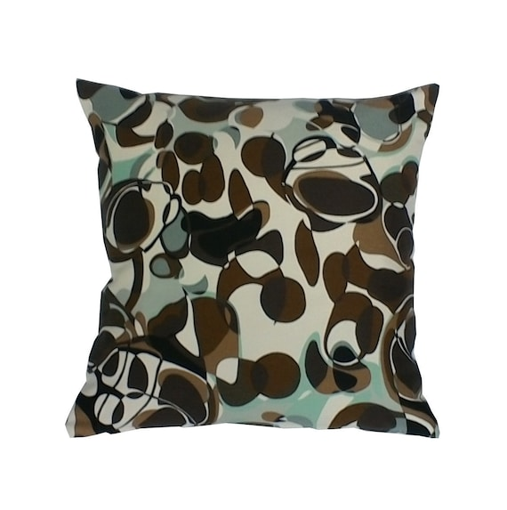 0aba805ebfc Decorative Pillows 16X16 70s Retro Style Pillow Covers Cushion
