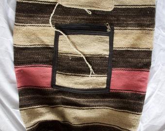 Handmade Bolivian Backpack