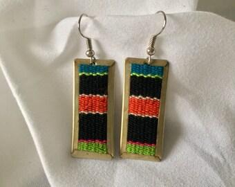 Handmade Bolivian Wool Earnings