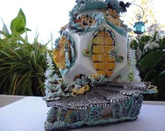 Fairy House lamp