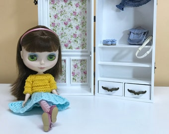 Carrying case for Blythe doll
