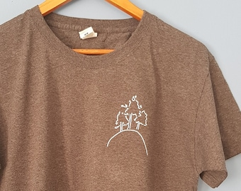 Colmer's Hill T-Shirt - Iron-On Vinyl - Custom T-Shirt - Men's T-Shirt - Women's T-Shirt - Customised Shirts - Custom Shirt