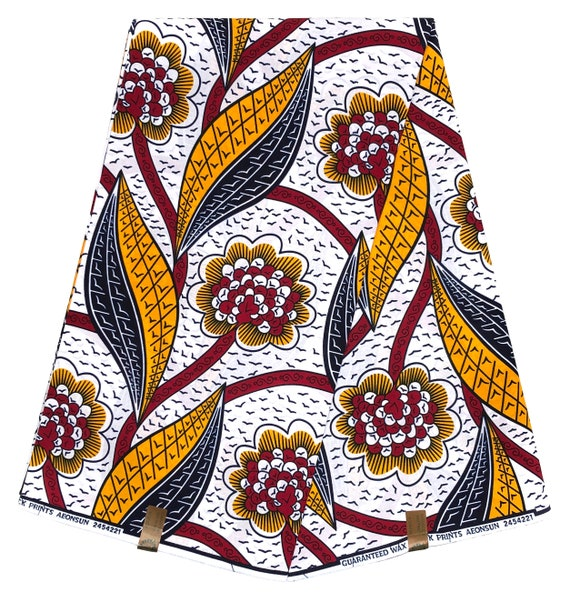 HITARGET wax African fabric collection original 6 yards printed top quality 100/% pure cotton