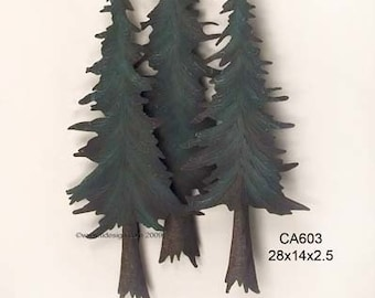Pine Tree Forest - CA603