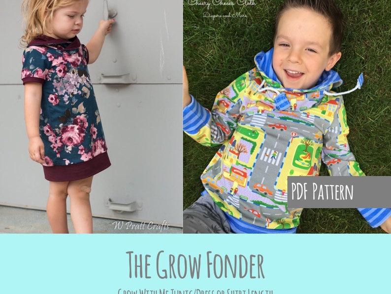9601cf02d8 Apple Tree Grow Fonder Shirt or Tunic Grow with Me Top PDF