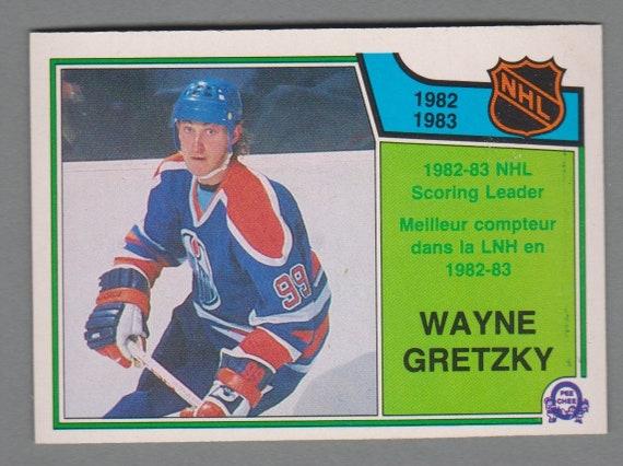 1983-84 O-Pee-Chee Hockey Complete Set