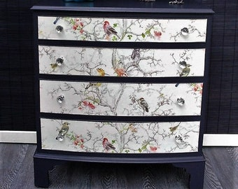 Vintage Chest Of Drawers,